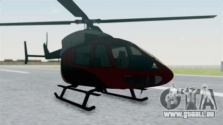 GTA 5 Super Volito Carbon für GTA San Andreas