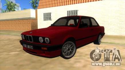 BMW M3 E30 1991 pour GTA San Andreas