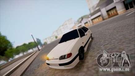 VAZ Lada 2114 pour GTA San Andreas