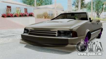 Cadrona Cabrio JDM pour GTA San Andreas