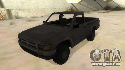 Toyota Hilux Militia pour GTA San Andreas