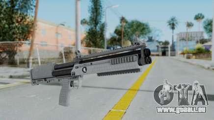 GTA 5 Bullpup Shotgun - Misterix 4 Weapons pour GTA San Andreas