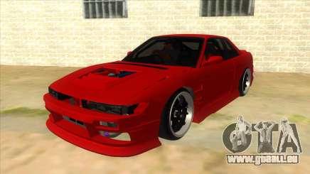 Nissan S13 Drift für GTA San Andreas