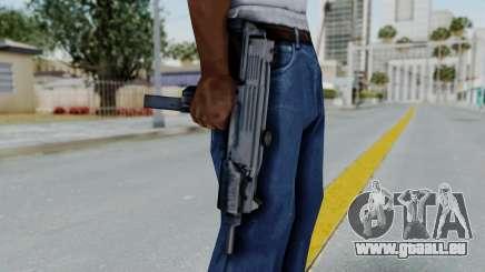 Vice City Uzi pour GTA San Andreas
