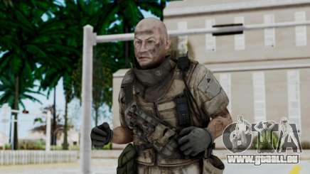 Crysis 2 US Soldier FaceB Bodygroup B pour GTA San Andreas