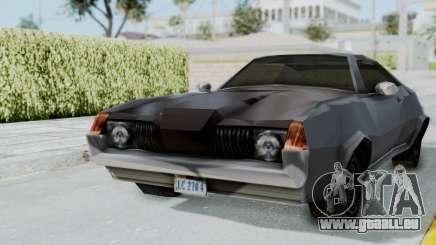 GTA LCS Hellenbach GT für GTA San Andreas