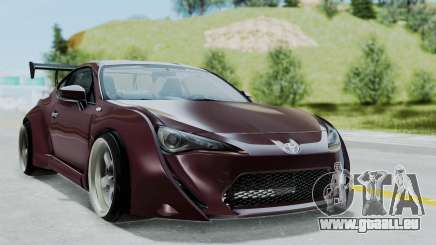 Toyota GT-86 Rocket Bunny pour GTA San Andreas