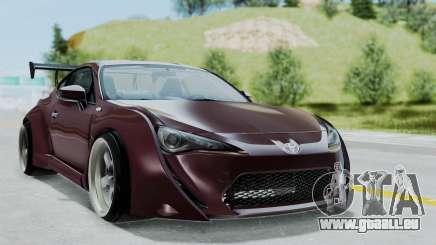 Toyota GT-86 Rocket Bunny für GTA San Andreas