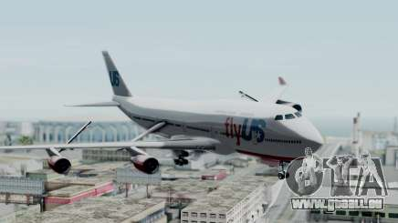 GTA 5 Jumbo Jet v1.0 FlyUS für GTA San Andreas