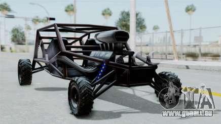 Augmented Blade für GTA San Andreas