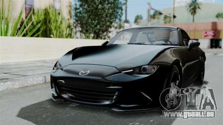 Mazda MX-5 Miata 2016 für GTA San Andreas