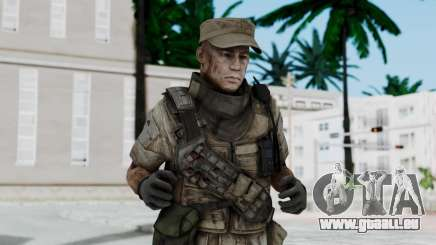 Crysis 2 US Soldier 5 Bodygroup B pour GTA San Andreas