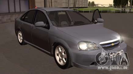 Chevrolet Lacetti Sedan für GTA San Andreas