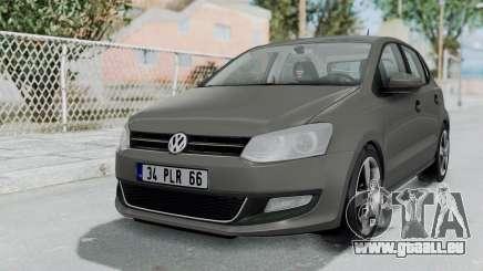 Volkswagen Polo 6R 1.4 HQLM pour GTA San Andreas