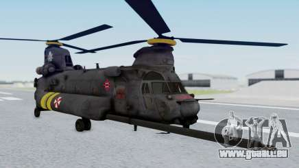 MH-47 Umbrella U.S.S für GTA San Andreas