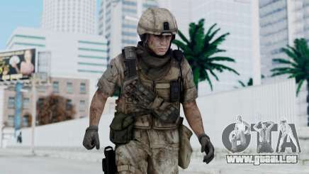 Crysis 2 US Soldier 3 Bodygroup B pour GTA San Andreas