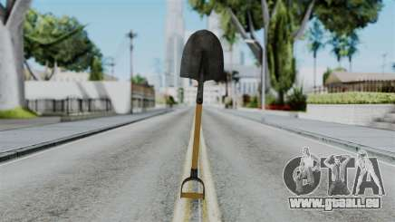 No More Room in Hell - Shovel pour GTA San Andreas