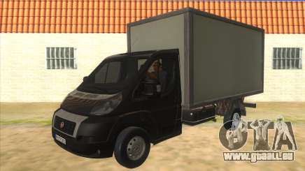 Fiat Ducato Work Fan v1 pour GTA San Andreas