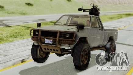 GTA 5 Karin Technical Machinegun pour GTA San Andreas
