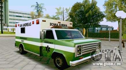 Journey Ambulance für GTA San Andreas