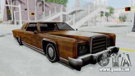 Vinyl Rust für Remington für GTA San Andreas