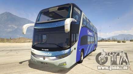 Marcopolo Paradiso 1800 für GTA 5