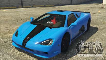 SSC Ultimate Aero [Replace] 1.0 für GTA 5