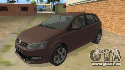 Volkswagen Polo 6R 1.4 für GTA San Andreas