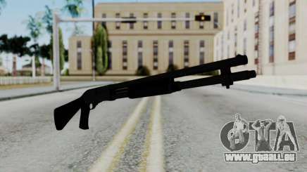 No More Room in Hell - Remington 870 für GTA San Andreas
