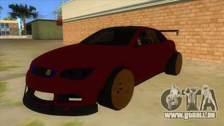 GTA V Sentinel RS MKII für GTA San Andreas