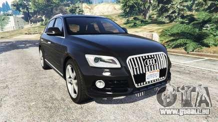 Audi Q5 2015 pour GTA 5