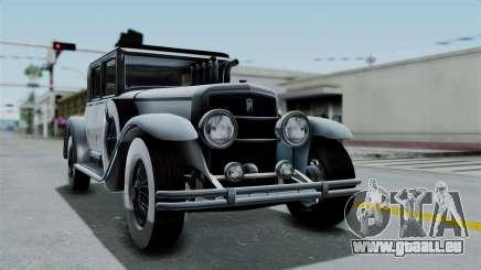 GTA 5 Albany Roosevelt Valor pour GTA San Andreas