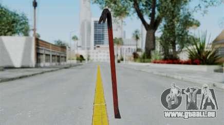 GTA 5 Crowbar pour GTA San Andreas