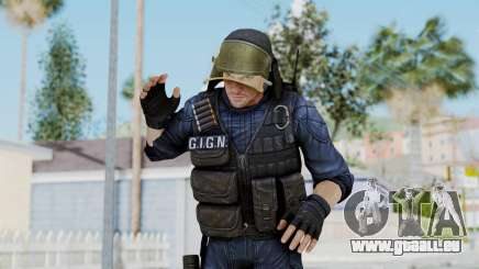 GIGN 2 No Mask from CSO2 pour GTA San Andreas