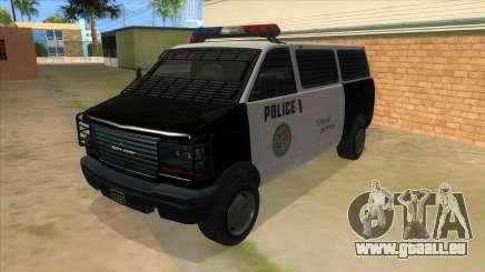 GTA 5 Burrito Transport für GTA San Andreas