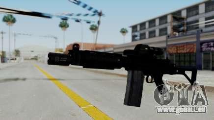 FN FAL DSA für GTA San Andreas