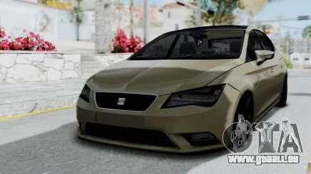 Seat Leon pour GTA San Andreas