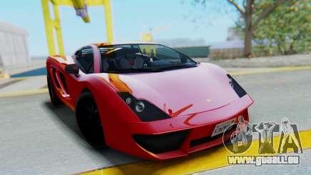 GTA 5 Pegassi Vacca SA Style für GTA San Andreas