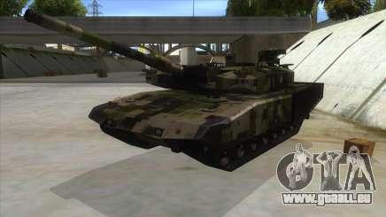 MBT52 Kuma für GTA San Andreas