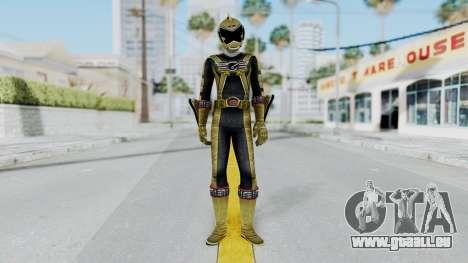 Power Rangers RPM - Gold pour GTA San Andreas deuxième écran