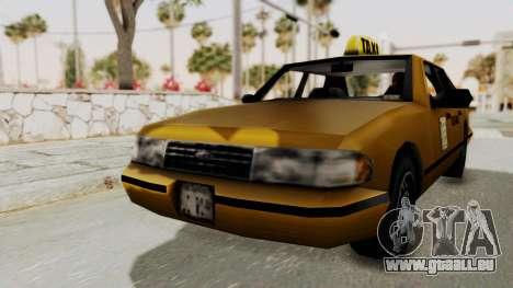 GTA 3 - Taxi pour GTA San Andreas
