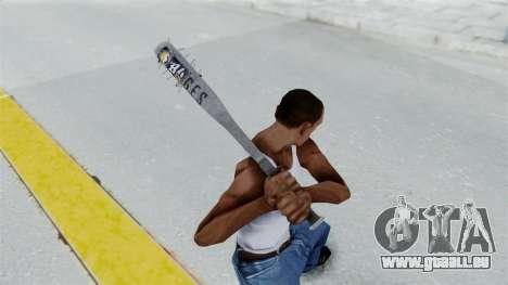 Nail Baseball Bat v5 für GTA San Andreas