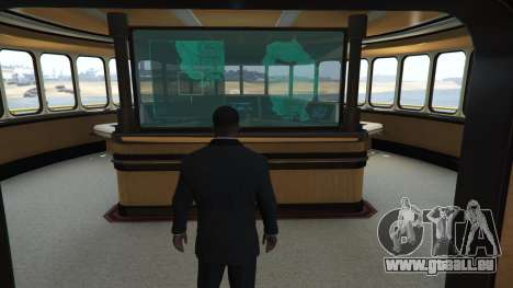 GTA 5 Yacht Deluxe 1.9 achten Screenshot