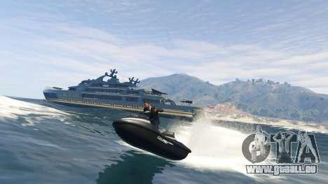 GTA 5 Yacht Deluxe 1.9 zehnte Screenshot