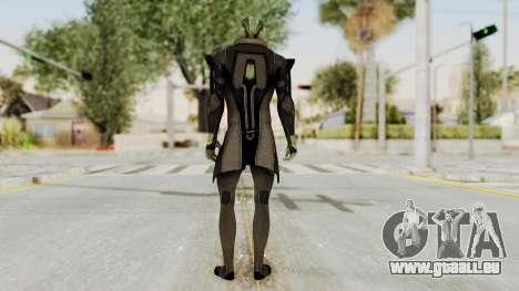 Mass Effect 2 Thanes pour GTA San Andreas troisième écran