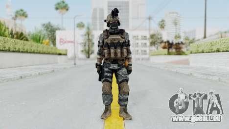 Battery Online Soldier 5 v2 für GTA San Andreas zweiten Screenshot