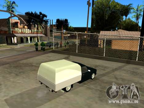 Vis 2345 für GTA San Andreas rechten Ansicht