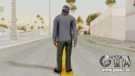 Middle East Insurgent v2 für GTA San Andreas dritten Screenshot