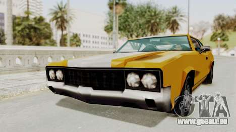 GTA VCS - Cholo Sabre pour GTA San Andreas