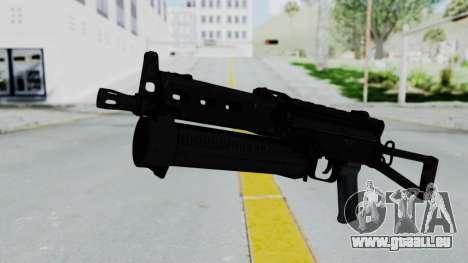 PP-19 BIZON für GTA San Andreas